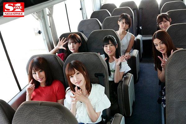 エスワン女優7人がファン感謝祭を開催